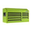 Kobalt 22.5-in x 41-in 9-Drawer Ball-Bearing Steel Tool Chest (Green)