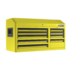 Kobalt 22.5-in x 41-in 9-Drawer Ball-Bearing Steel Tool Chest (Yellow)