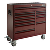 Kobalt 41-in x 41-in 11-Drawer Ball-Bearing Steel Tool Cabinet