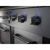 Master Forge 3-Burner Modular Outdoor Sink and Side Burners