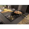 Master Forge 3-Burner Modular Outdoor Sink and Side Burners