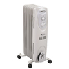 Utilitech 5200-BTU Oil-Filled Radiant Tower Electric Space Heater with Thermostat