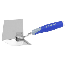 Kobalt 11-1/4-in Outside Corner Trowel
