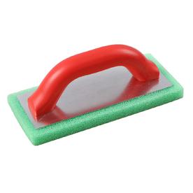 Task Force 9-in x 4-in Green Foam Stucco Float