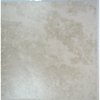 Surface Source 12-in x 12-in Beige Ceramic Floor Tile