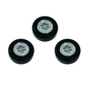 Utilitech 3-Pack 2.75-in Battery  Under Cabinet LED Puck Lights
