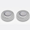 Utilitech Pro 2-Pack 3.543-in Battery Under Cabinet LED Puck Lights