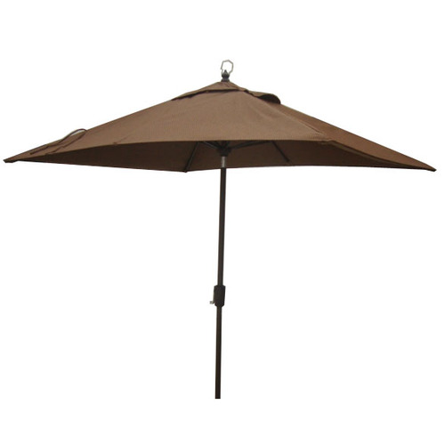 garden oasis 9 ft mojave rectangular market umbrella outdoor