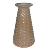 Garden Treasures GT Large Weave Ceramic Candlestick