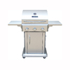 Lowes.com deals on Master Forge Outdoor Grill 3-Burner Liquid Propane Gas Grill