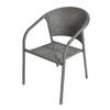 Garden Treasures Baltic Bay Stackable Patio Dining Chair