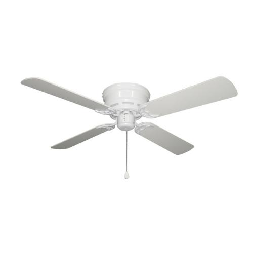Harbor Breeze 42-Inch White Armory Ceiling Fan 294968 NEW