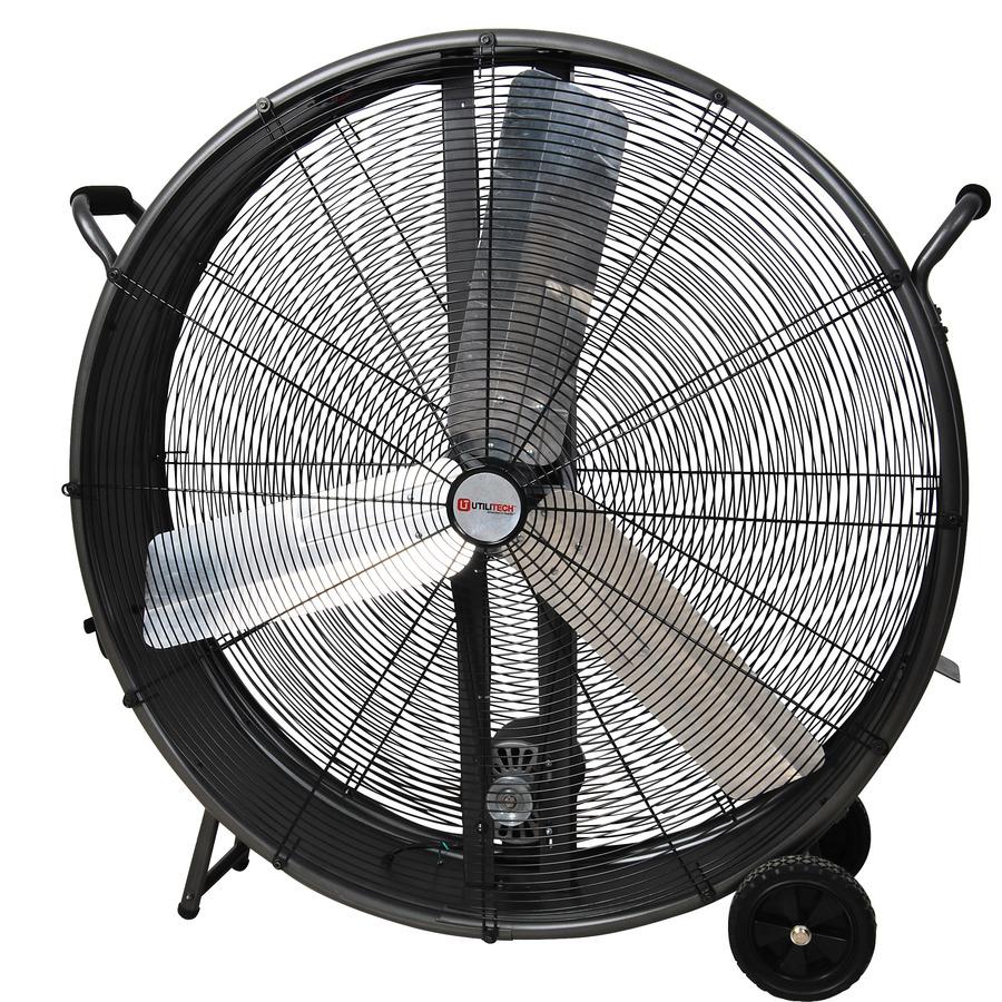High Speed Fan : Enlarged image
