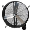 Utilitech 42-in 3-Speed High Velocity Fan