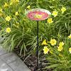 Garden Treasures 1-Tier Birdbath