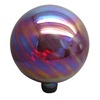 Garden Treasures 11.8-in Red Blown Glass Gazing Ball