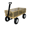 Blue Hawk 6 cu ft Steel Yard Cart