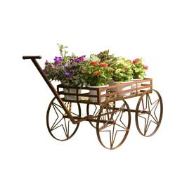 Garden Treasures Large Garden Wagon