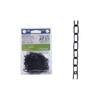 Blue Hawk 10-ft Weldless Black Steel Chain