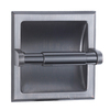 Style Selections Seton Oil-Rubbed Bronze Recessed Toilet Paper Holder