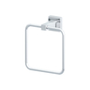 Style Selections Greenville Polished Chrome Wall-Mount Towel Ring