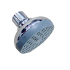 Project Source 2.5-GPM (9.5-LPM) Chrome and Light Grey Showerhead