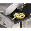 Master Forge Black/Stainless Steel 4-Burner (40,000-BTU) Liquid Propane Gas Grill