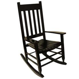 Lovely Display Product Reviews For Black Patio Rocking Chair Nice Look