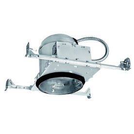 Utilitech New Construction Airtight IC Recessed Light Housing (Common: 6-in; Actual: 6-in)