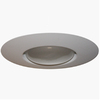 Utilitech 4-in White Open Recessed Lighting Trim