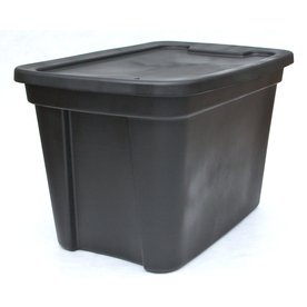 INCREDIBLE Plastics 10-Gallon General Tote
