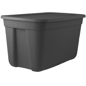 INCREDIBLE Plastics 18-Gallon General Tote