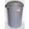 INCREDIBLE Plastics 35-Gallon Outdoor Garbage Can
