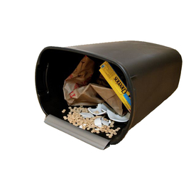 INCREDIBLE Plastics 52-Quart Indoor Garbage Can