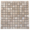allen + roth Beige/Polished Mosaic Wall Tile (Common: 12-in x 12-in; Actual: 11.75-in x 11.75-in)