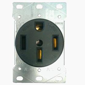 Utilitech 50-Amp Range Power Outlet