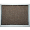 Blue Hawk Brown Rectangular Door Mat (Common: 36-in x 48-in; Actual: 36-in x 48-in)