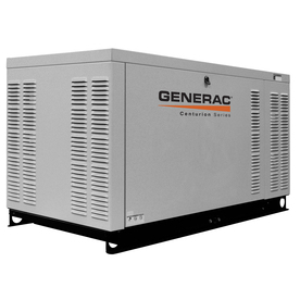 Centurion by Generac Power Systems 22000 Watts (LP)/22000 Watts (NG) Standby Generator
