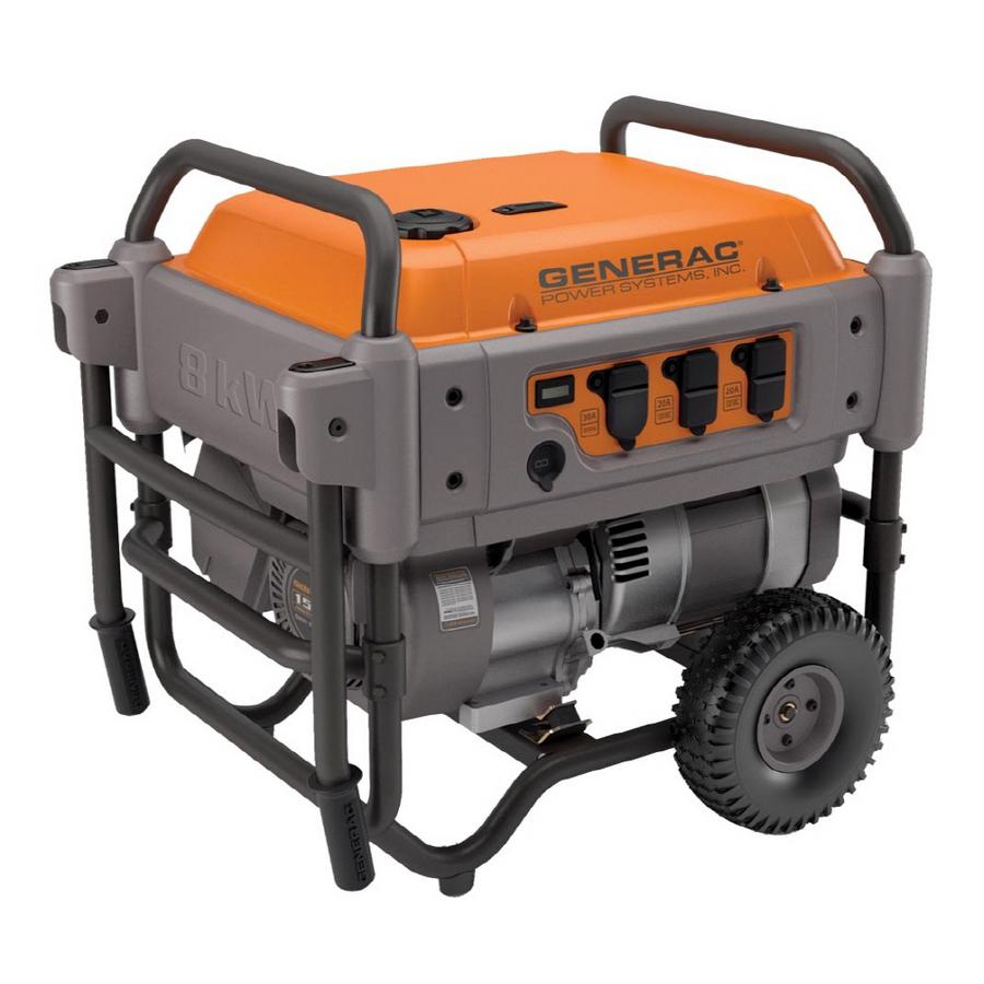 8000 watt generator lowes