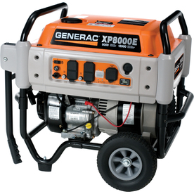 Generac 8000 Running Watts Portable Generator
