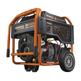 Generac 10000 Running Watts Portable Generator