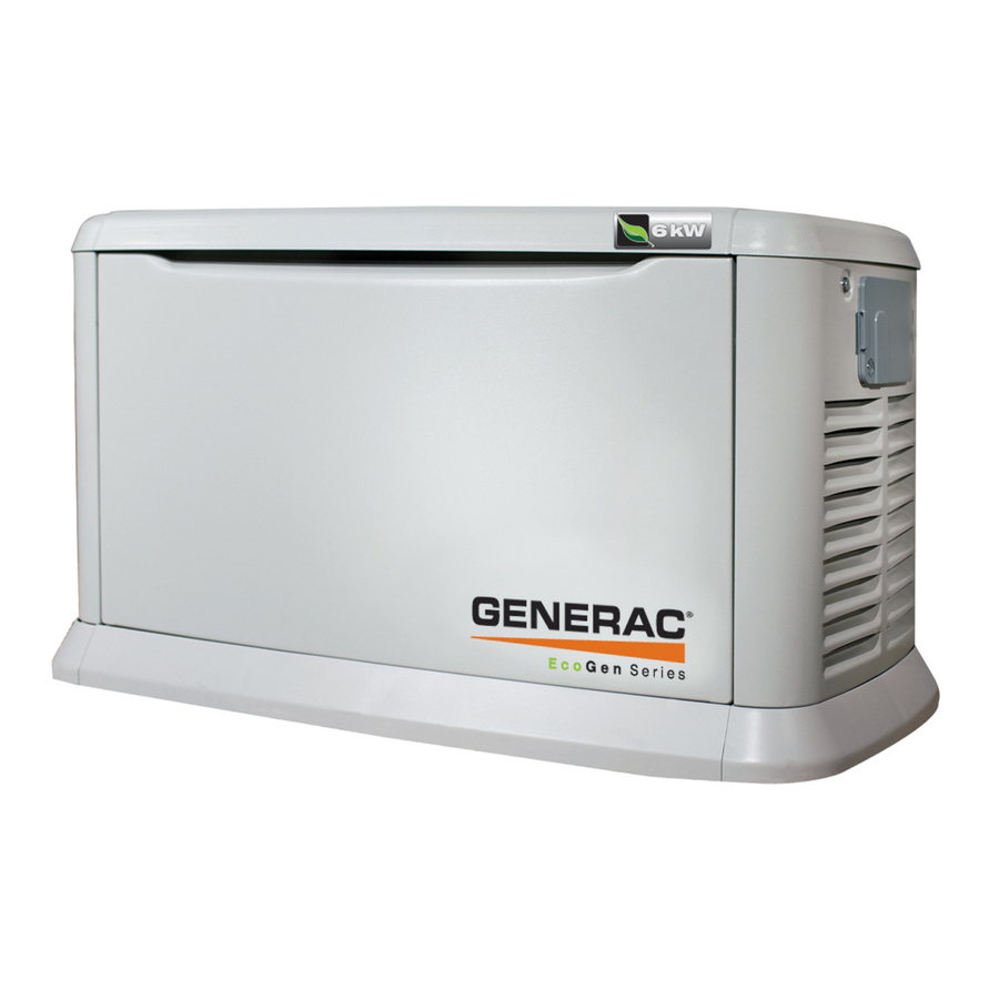 Generac Power Systems 9067−0