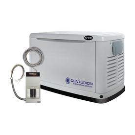 Centurion by Generac Power Systems 13000-Watt (LP)/13000-Watt (NG) Standby Generator with Automatic Transfer Switch