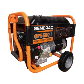 Generac GP 5500-Running Watts Portable Generator