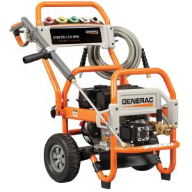 Generac 3100 PSI 2.8 GPM Gas Pressure Washer