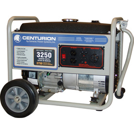 Centurion by Generac Power Systems Centurion 3,250-Running Watts Portable Generator with Generac Engine