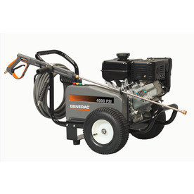 Generac 4000 PSI 3.4 GPM Gas Pressure Washer