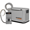 Generac Centurion 8000-Watt (LP)/7000-Watt (NG) Standby Generator with Automatic Transfer Switch