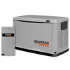 Generac Centurion 16000-Watt (LP)/16000-Watt (NG) Standby Generator with Automatic Transfer Switch