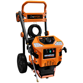 Generac OneWash 3100-PSI 2.8-GPM Water Gas Pressure Washer